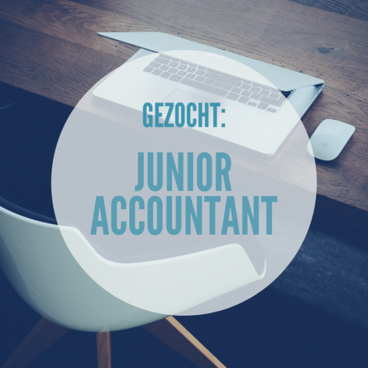 junior accountant antwerpen